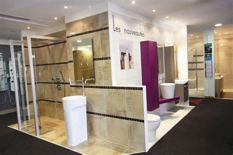 salle de bains cedeo salles d exposition salle de bains le n 233 goce d 233 voile ses nouveaux concepts industrie n 233 goce