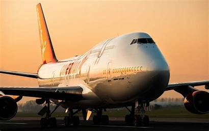 747 Boeing Plane Decker Double Corendon Passenger