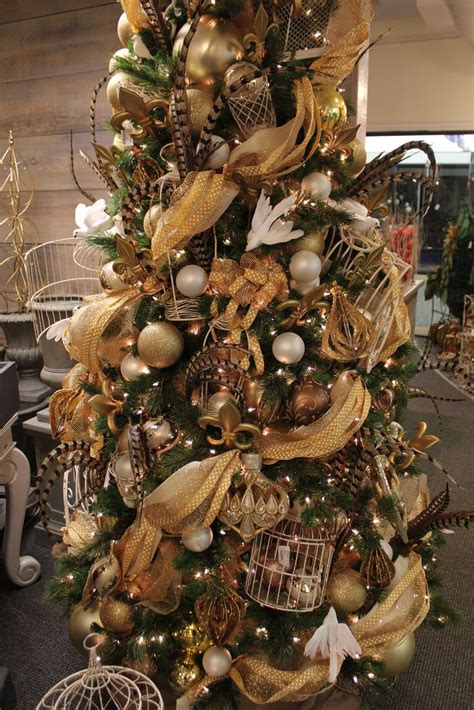 brown and gold christmas decorations 103 best images about christmas trees decor bronze copper chocolate red silver on pinterest