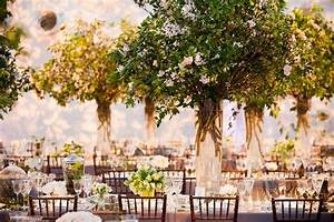 Reception Décor Photos - Greenery Tree-Like Wedding