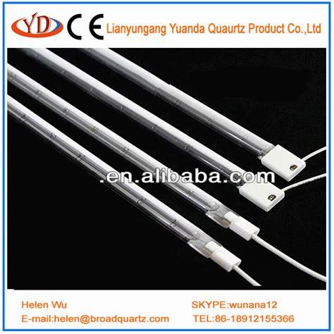 quartz infrared heater bulb for industrial heater buy