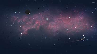 Space Wallpapers Aesthetic Nebula Planet Galaxy Pc