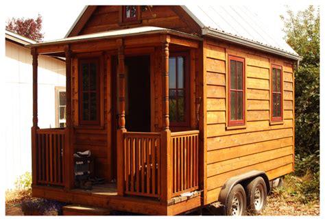 Kleines Haus Auf Rädern Günstig Bauen  Mobiles Haus