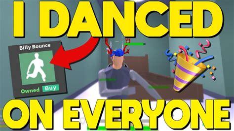 danced    killed  strucid  dance