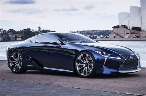 lexus blue lexus lf lc blue concept photo 4 12618