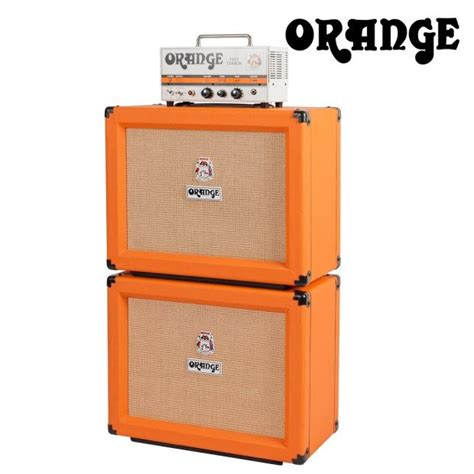 head cabinet kit orange tiny terror amp head tt15h 2 ppc112 cabinets
