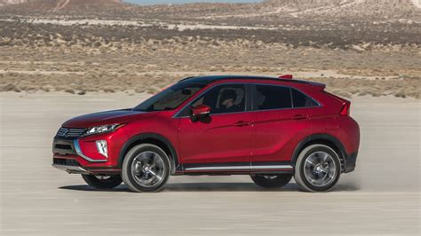 mitsubishi eclipse cross review efficient family
