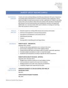 resume for a makeup artist best makeup artist resume 66 for your with makeup artist