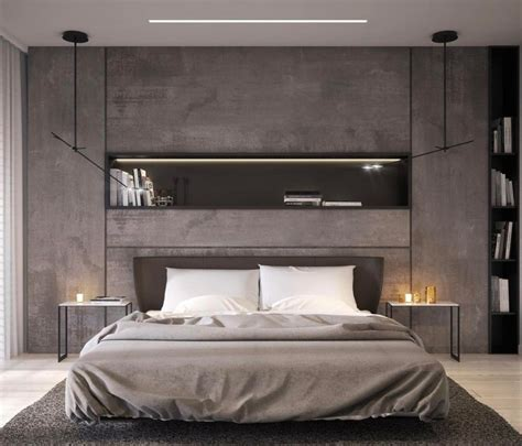 Bedroom Wall Decor by Beautiful Master Bedrooms With Modern Interior Decor Gazzed