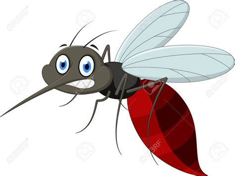 Mosquito Clip Mosquito Clipart Pencil And In Color Mosquito