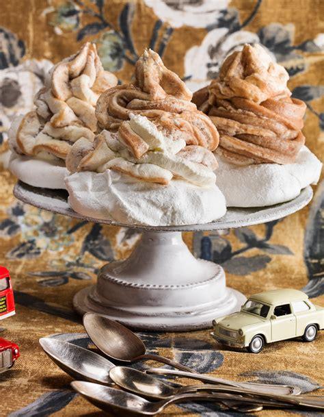 g 226 teau mont blanc pour 8 personnes recettes 224 table