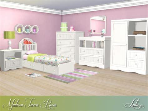 tween bedroom furniture the sims resource tween bedroom by lulu265 sims