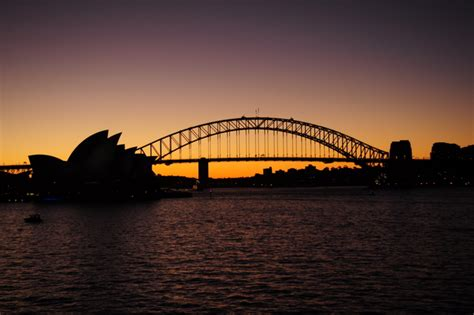 accessible spots to watch the sunset in sydney sydney