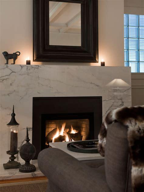 gray fireplace surround design ideas