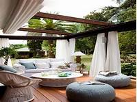 outdoor design ideas OUTDOOR LIVING ROOMS - Travertine Tampa
