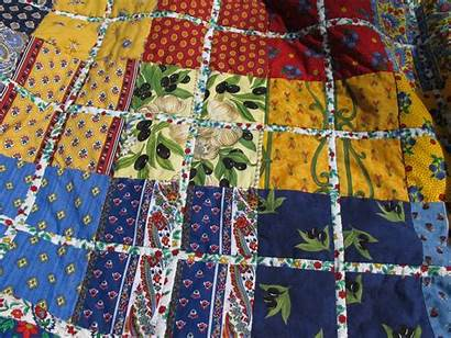 Provence Quilt Fabric Quilting Paella Shadows Denice