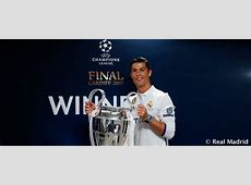 Cristiano Ronaldo's spectacular end to the season Real