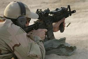 The M4 Carbine Assault Rifle: History and Future Use