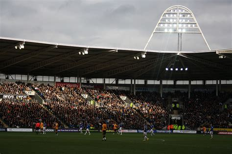 Fulham Standings by Hull City Kc Stadium Guide Til Englands Premier League