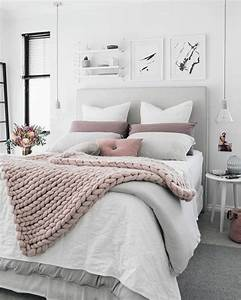 1001 idees pour une decoration chambre adulte comment With deco chambre adulte gris