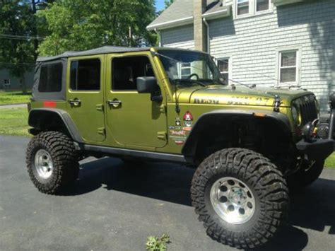 jku jeep truck purchase used lifted custom 2007 jeep jku wrangler in