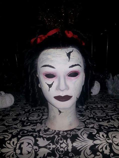 halloween mannequin head  kari gibbs halloween