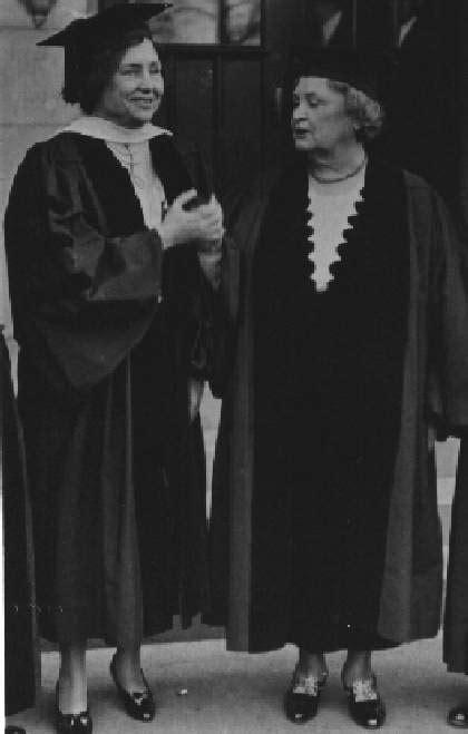 anne sullivan receiving honorary degree american