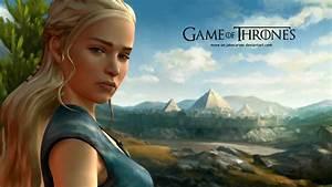 Game of Thrones: Daenerys Targaryen (Wallpaper) by ...