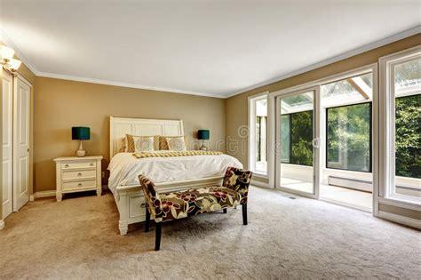 chambre a coucher style americain chambre à coucher principale dans le style américain avec