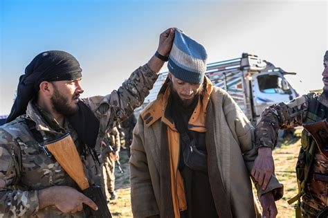 unsustainability  isis detentions  syria middle