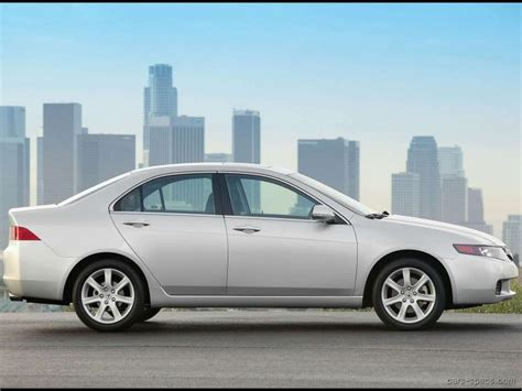 2006 acura tsx sedan specifications pictures prices