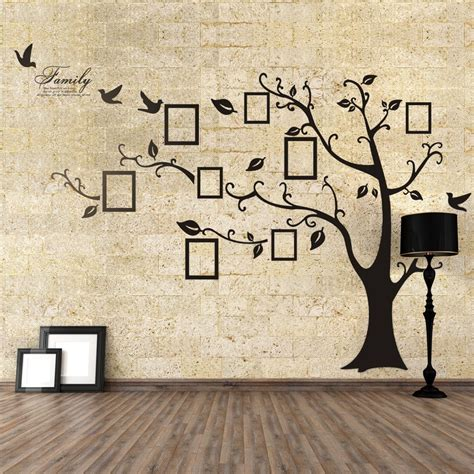 Wall Decal: Inspiring Family Tree Decal For Wall Family ...