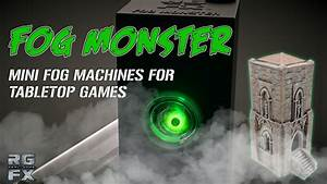 Circle K Stock Chart Fog Monster Mini Fog Machine For Tabletop Games Special