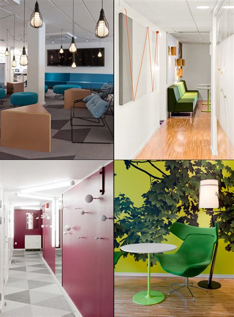 Great Office Design  The World's Best Office Interiors