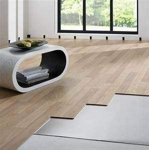 Flüssiger Bodenbelag Wohnzimmer : trittschalld mmung als unterlage f r parkett und laminat ~ Buech-reservation.com Haus und Dekorationen