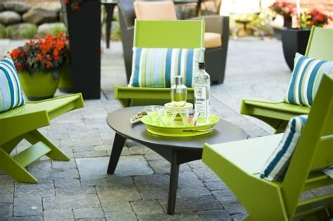lime green patio furniture what my house looks like in
