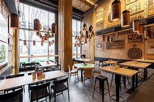 cool vintage industrial restaurant cafe designs awesome With interior design restaurant books