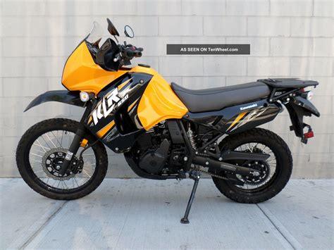 2013 Kawasaki Klr650 Dual Sport Enduro Motorcycle