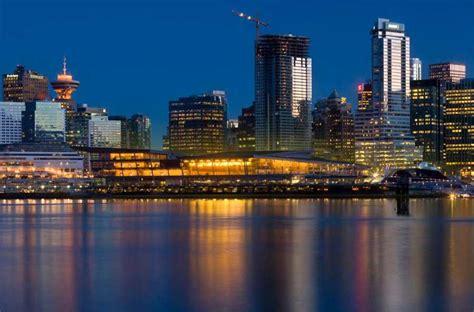 vancouver convention centre west building  architect