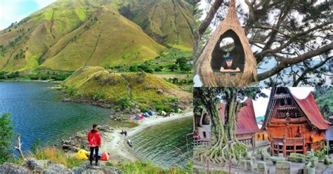 destinasi wisata  danau toba  keren  instagenik