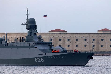 The Russian Navy Is About to Become A Lot Deadlier | The ...
