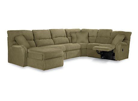 sofa seccional dos cuerpos with a wonderfully scaled flared arm style and chaise