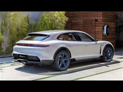 2020 Porsche Taycan by New 2020 Porsche Taycan Electric Porsche Mission E