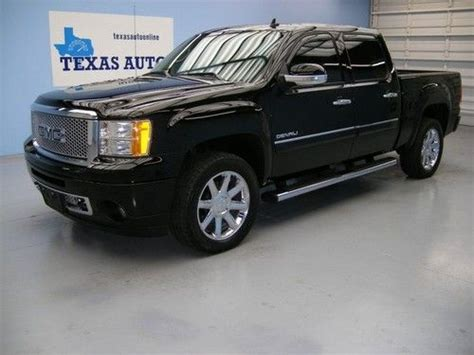 Purchase Used We Finance!! 2011 Gmc Sierra 1500 Denali Awd