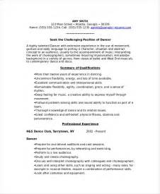 100 sle acting resume 6 documents free resume