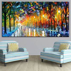 dp artisan artist color tree light art wall painting print With best brand of paint for kitchen cabinets with wall decor art canvas