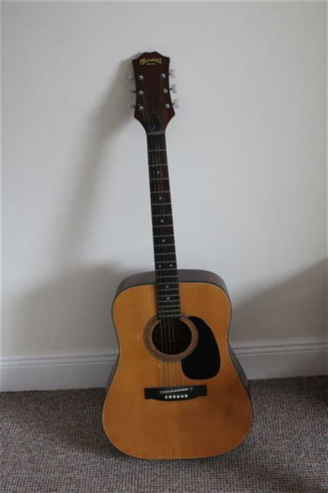 Suzuki Acoustic Guitar by Kiso Suzuki We150 Acoustic Guitar For Sale In Ennis Road