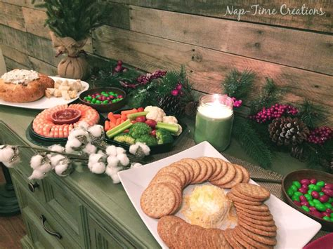 christmas appetizer buffet holiday appetizer buffet for easy entertaining nap time creations