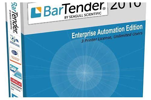 Bartender enterprise edition download :: kabaskeiri