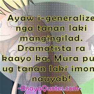 Bisaya Jokes Qu... Banat Bisaya Love Quotes